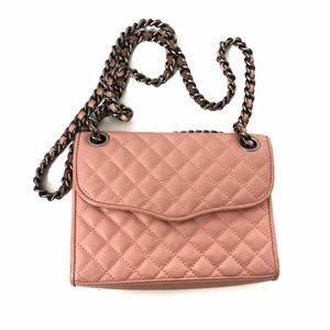 "Rebecca Minkoff ""Mini Quilted Affair"" Crossbody"